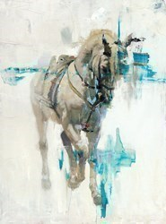 Allegro by Christian Hook - Limited Edition on Canvas sized 28x38 inches. Available from Whitewall Galleries